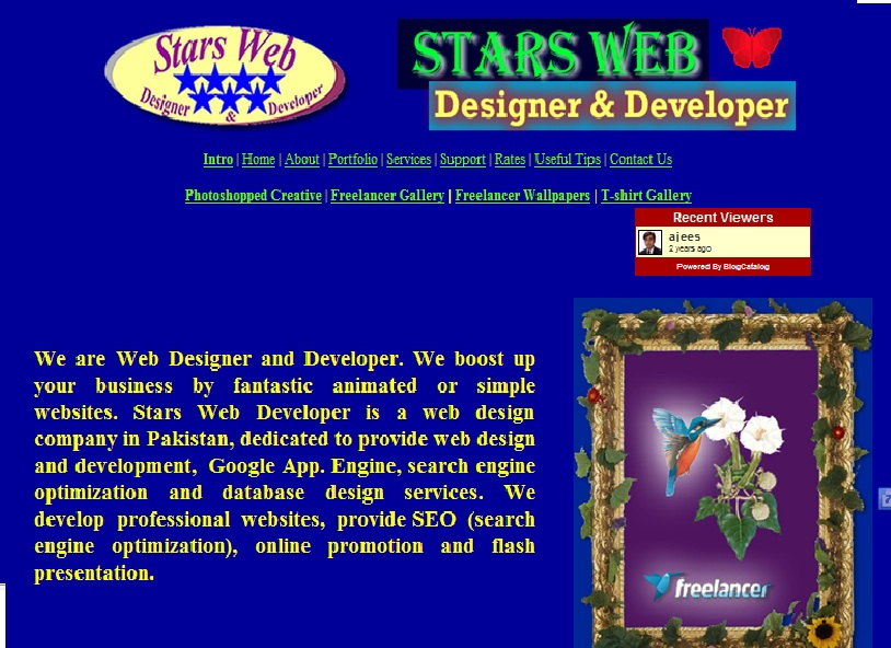 Stars Web Developer